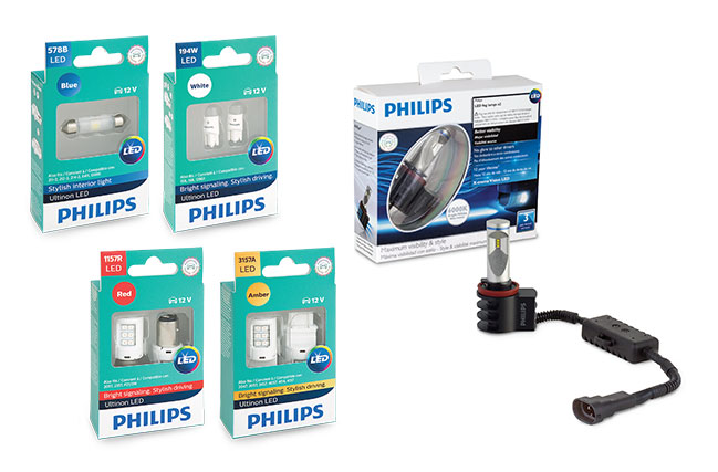 Turn On, Turn Heads With Philips LEDs Stunning Illumination
